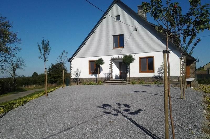 Het vakantiehuis Maison au 4 Vents te Samree bij La Roche-en-Ardennes