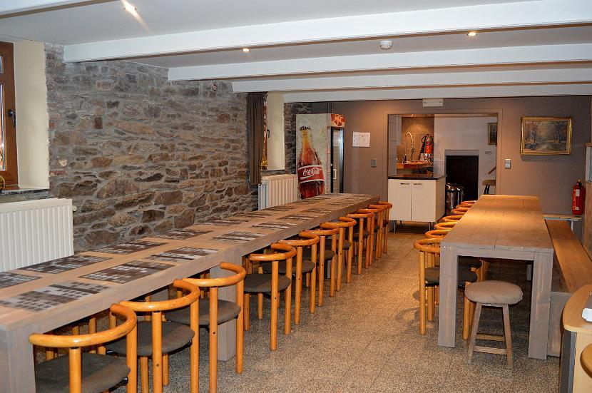 Nieuwe tafels bij Maison la Cocotte